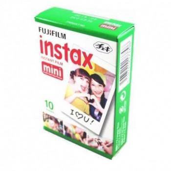 Recarga Instax mini8- 10unidades