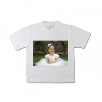 T-shirt criança